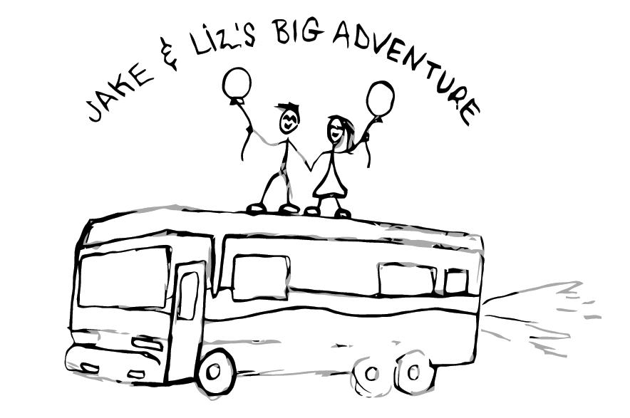 The Adventures of Liz & Jake