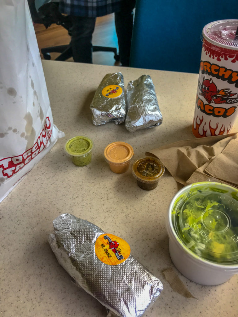 Torchy's Tacos Takeout